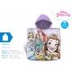 Disney princesses cotton bathing poncho