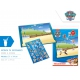 Paw Patrol Create fairy tale scene with removable stickers