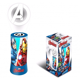 Avengers LED projector