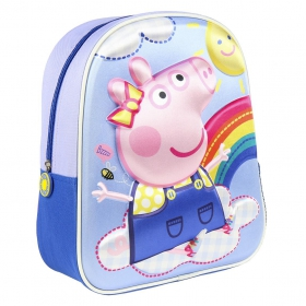 Peppa Pig 3D backpack