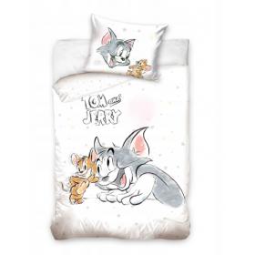 Tom i JerryBedset 100x135 cm + 40x60 cm