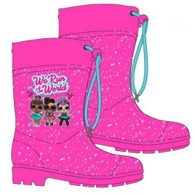 LOL Surprise girls galoshes