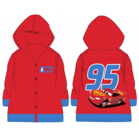Cars boys raincoat