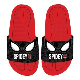 Spiderman boys' slippers