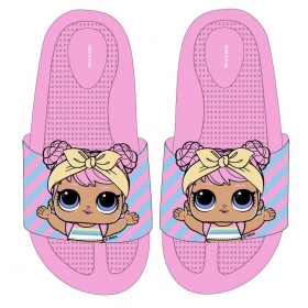 LOL Surprise girls' slippers