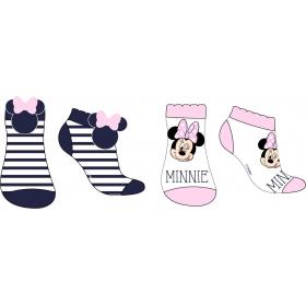 Minnie Mouse girls' socks