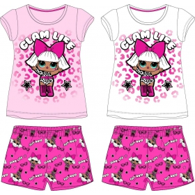 LOL Surprise girls pajamas