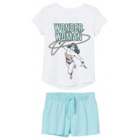Wonder Woman girls pajamas