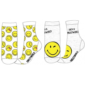 Smile girls' socks