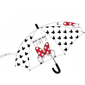 Minnie Mouse girls' umbrella