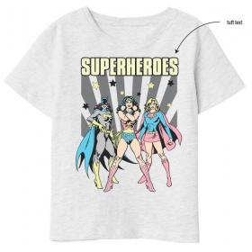 Superhero girls  girls' t-shirt