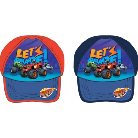 Blaze and The Monster Machines  boys' cap with a visor