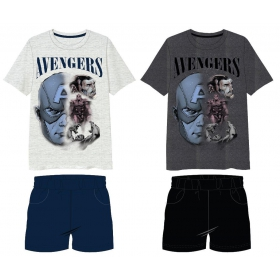 Avengers men's pajamas
