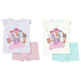 Barbie girls pajamas