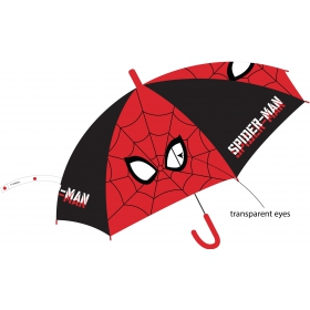Spiderman boys' umbrella