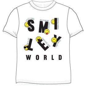 Smile boys' t-shirt