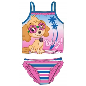 Paw Patrol girls' swimsuit
