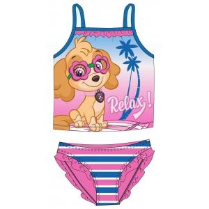 Paw Patrol girls' swimsuit