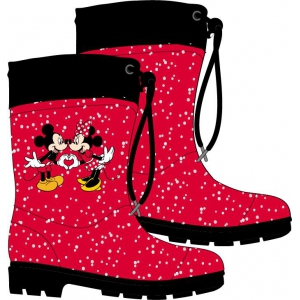 Minnie Mouse girls galoshes