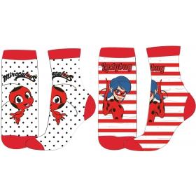 Miraculous Ladybug  girls' socks