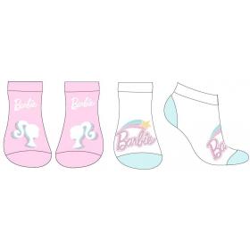 Barbie girls' socks