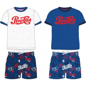 Pepsi boys pajamas