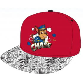 Paw Patrol boys' cap with a visor