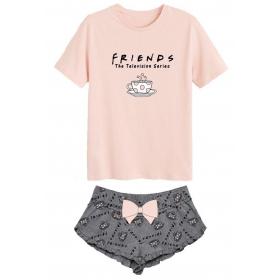 Friends girls pajamas