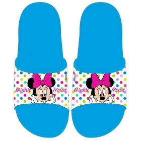 Minnie Mouse girls' slippers