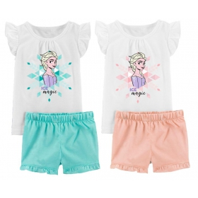 Frozen girls pajamas