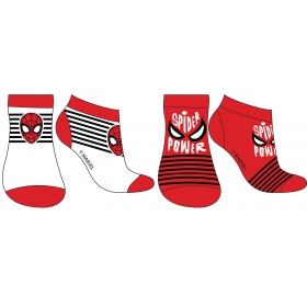 Spiderman boys' socks