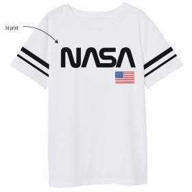 NASA boys' t-shirt