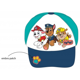 Paw Patrol boys' cap with a visor
