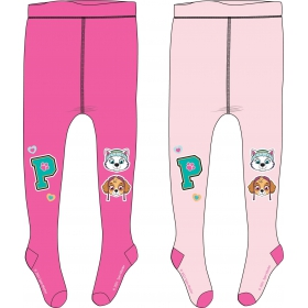 Paw Patrol girls' tights