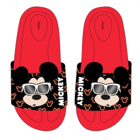 Mickey Mouse boys' slippers