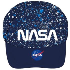NASA girls' cap with a visor