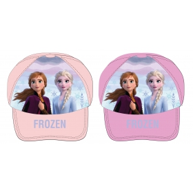 Frozen girls' cap with a visor