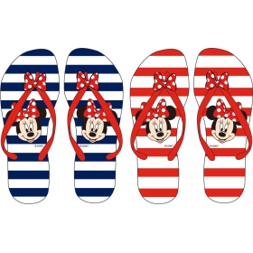 Minnie Mouse girls' flip-flops