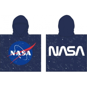 NASA boys' poncho