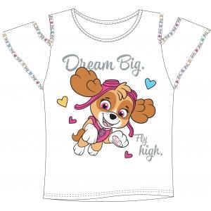 Paw Patrol girls' t-shirt