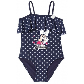 Minnie Mouse girls' swimsuit