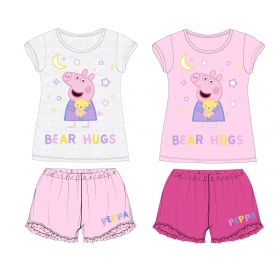 Peppa Pig girls pajamas