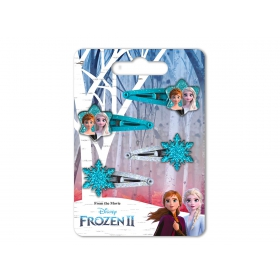 Frozen 4 hair clips