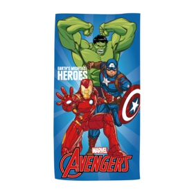 Avengers fast fry towel