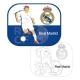Real Madrid car cun protector 2 pcs + draw mat