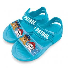 Paw Patrol open velcro sandals