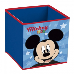 Mickey Mouse storage cube