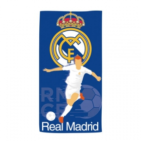 Real Madrid fast dry beach towel 70x140 cm