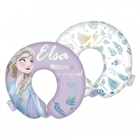 Frozen spandex neck cushion