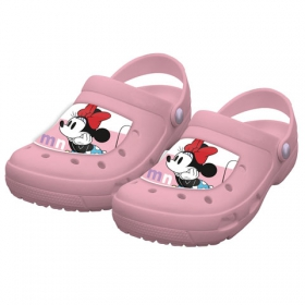 Minnie Mouse summer clogs